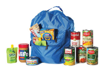Image result for food backpack