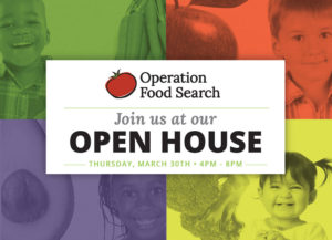 Open House @ Operation Food Search | St. Louis | Missouri | United States