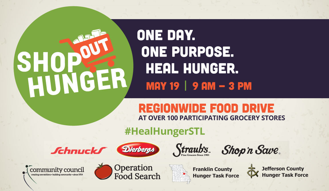 Shop Out Hunger
