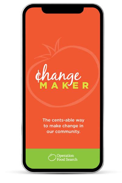 Change Maker app Phone