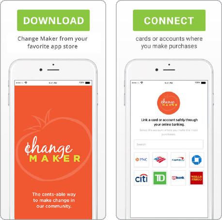 Change Maker App