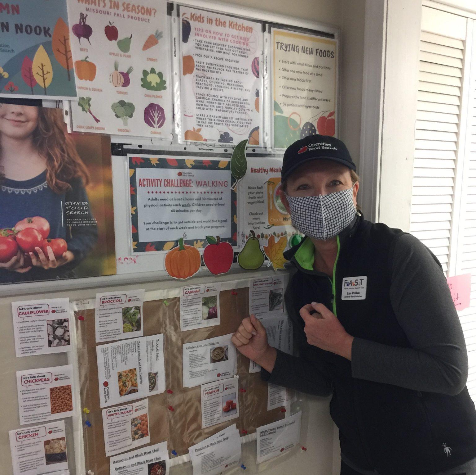 Volunteer at Local School