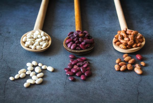 Beans used for Meatless Monday Promotion